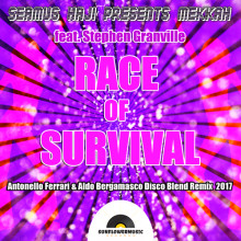 RACE OF SURVIVAL